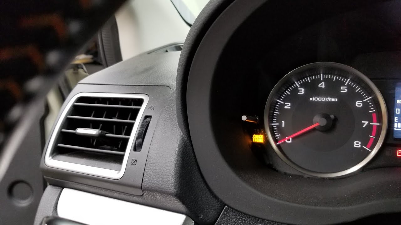 medium resolution of subaru check engine light on dtc p0031 watch this video before spending your money on diagnostics