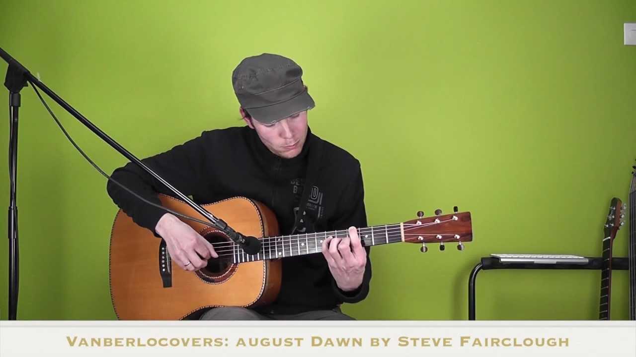 VanBerloCovers - August Dawn - Steve Fairclough