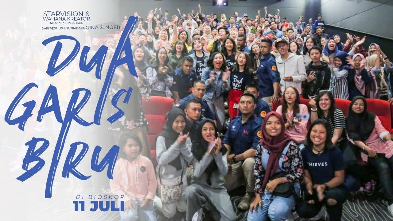 DUA GARIS BIRU - Premier di Malang Ramee! - YouTube