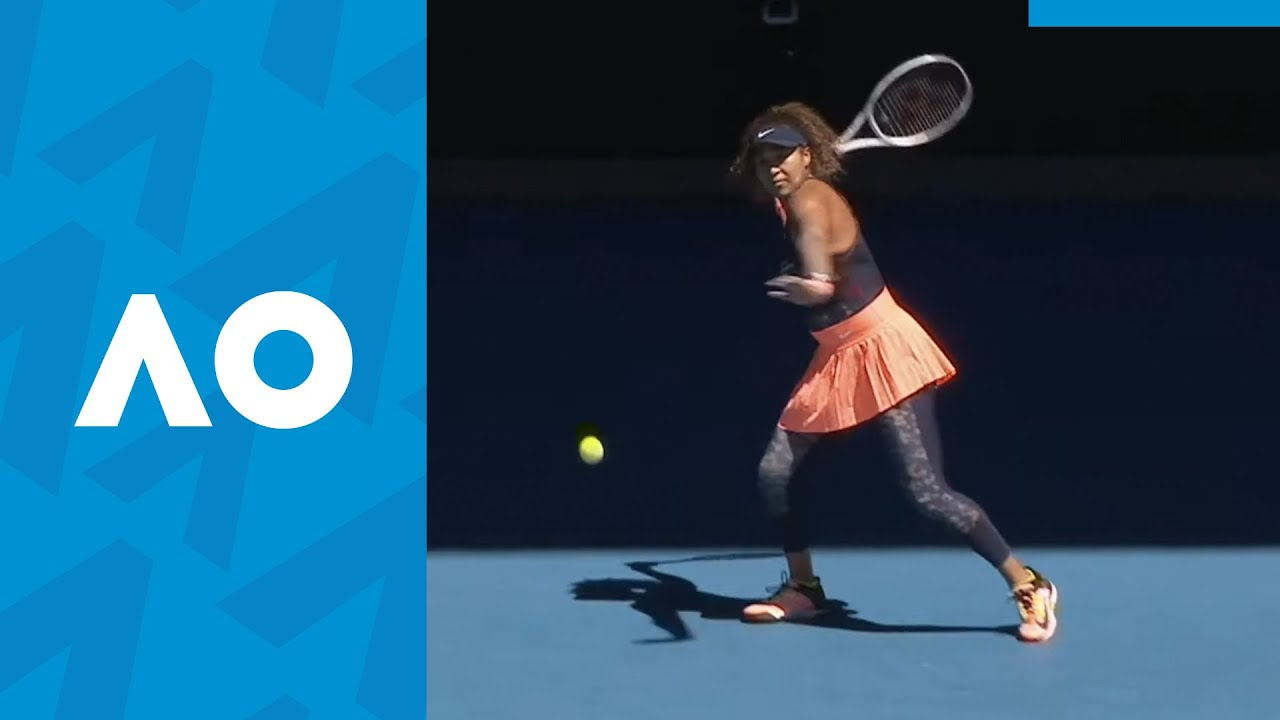 Download Naomi Osaka vs Serena Williams Extended Highlights (SF)   Australian Open 2021