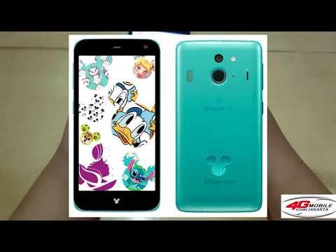 Fujitsu F03F Docomo Disney Mobile [REVIEW] [INDONESIA]
