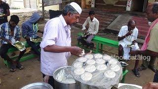 Best Indian Street Food Idli & Egg Dosa | Rava Idli-Sooji Idli-Idli Sambar-PannerDosa-Dosa Batter