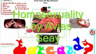 Watch Avias Seay Homosexuality video