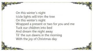Lady Antebellum - On This Winter's Night Lyrics