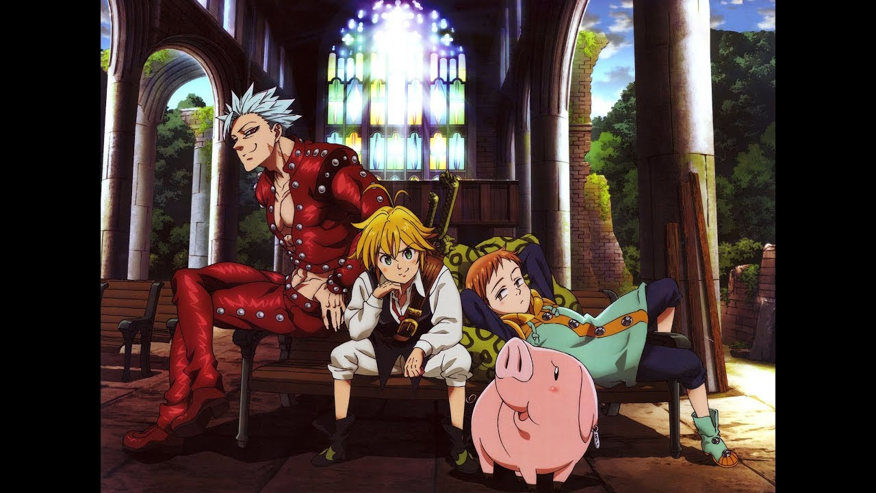 Regarder The Seven Deadly Sins en Streaming