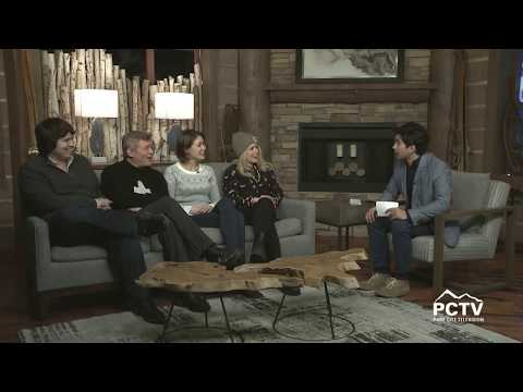 Funny Story Cast & Director on the Mountain Morning