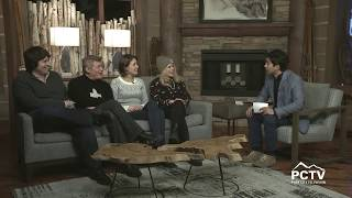 Funny Story Cast & Director On The Mountain Morning Show