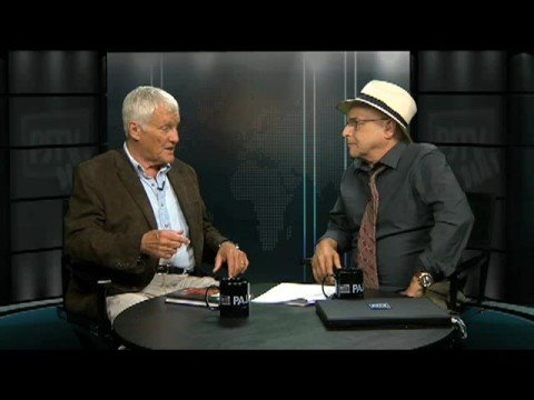 Orson Bean with Roger L. Simon on PJTV