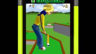 Mini Golf Castles 3D J2ME Mobile Game