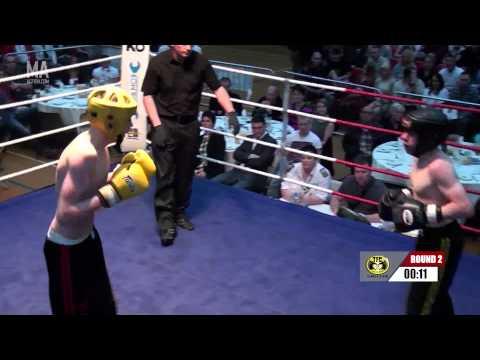 TFC (April 2014) - Kyle Roberts vs Ellis Bradley