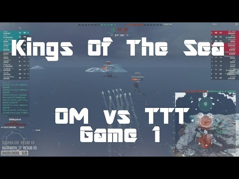 KotS II Semi-finals: OM vs TTT - Game 1 of a best of 5 [Casting /w Izolate & Jingles]