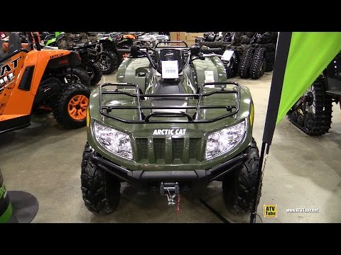 2015 Arctic Cat 700 Diesel Recreational ATV - Walkaround - 2015 Toronto ATV Show