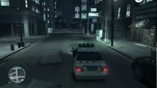How to be a COP in GTA IV