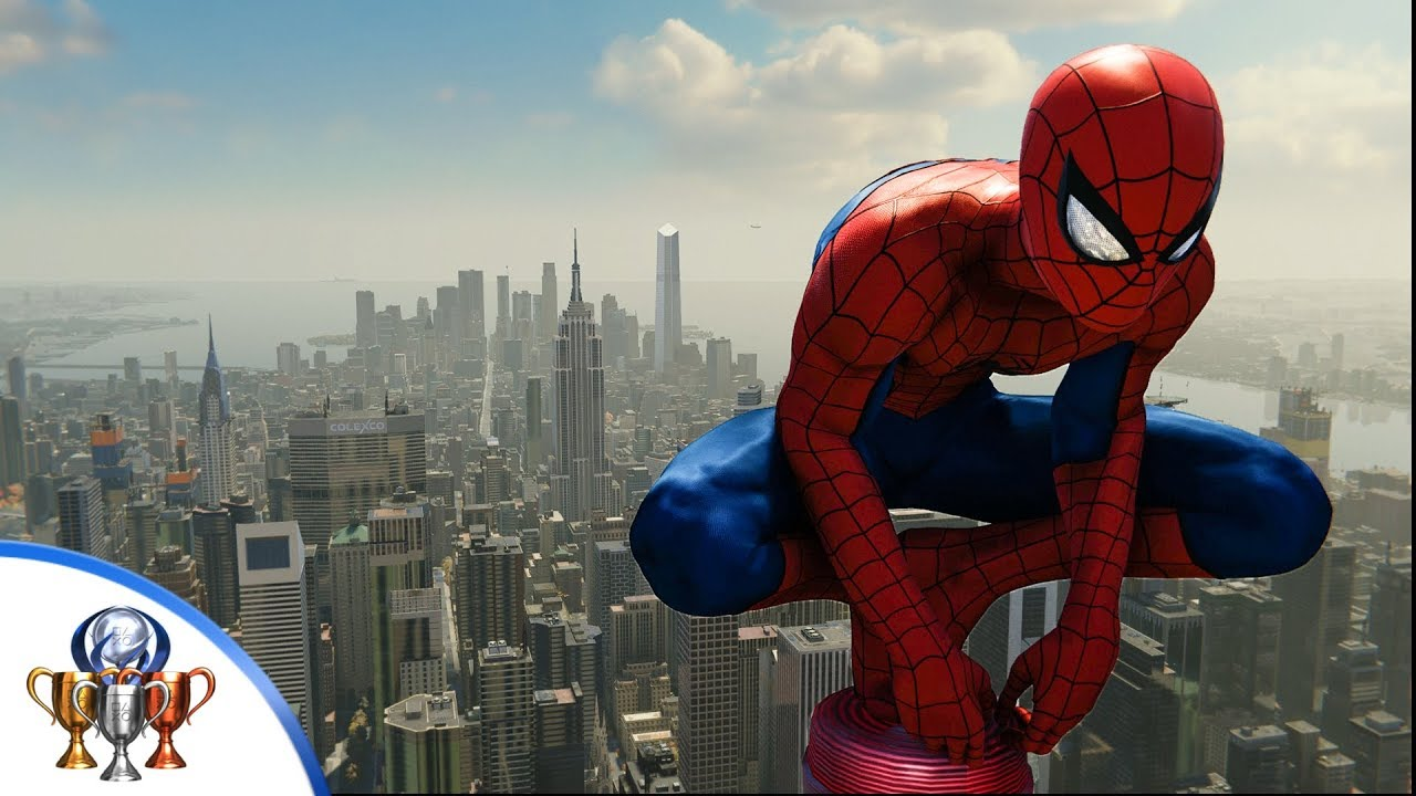 Spider Man Ps4 Cheats Codes