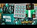 ¡GENERADOR DE DIAMANTE NIVEL 300! ???? TENEMOS DIAMANTES INFINTOS - EGGWARS Minecraft