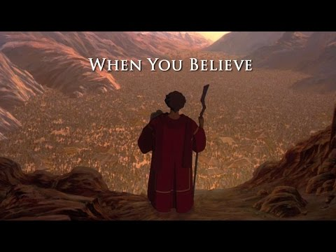 When You Believe - Mariah Carey & Whitney Houston - Lyrics/แปลไทย
