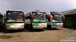 Review dan foto bus scorpion holiday
