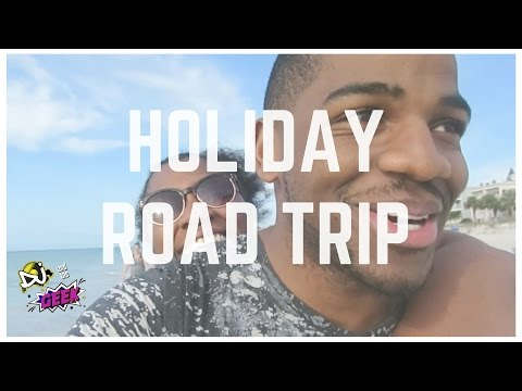 VLOG 26| HOLIDAY ROAD TRIP