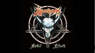 Venom-Metal Black  [with Lyrics]