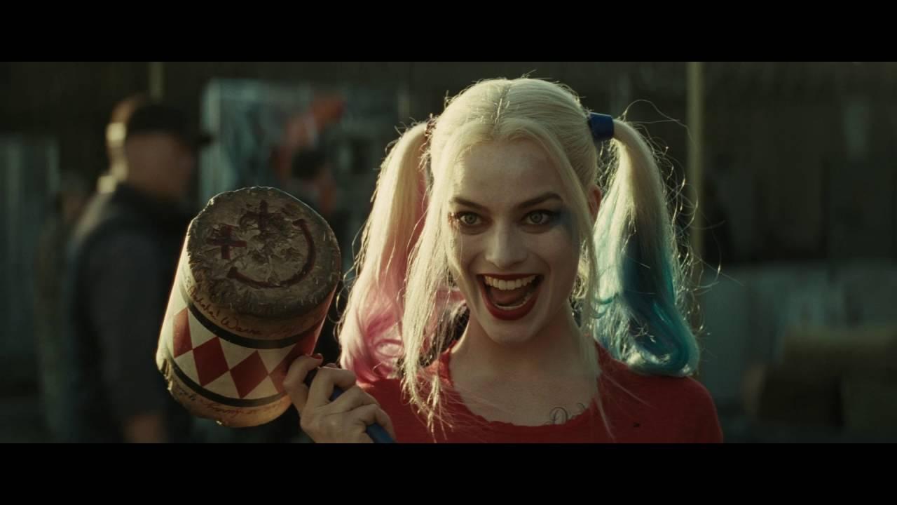 Suicide Squad - Official® Comic-Con Trailer 2 [HD]
