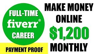 4 Online Jobs for Students of College – Earn Without Investment - Fiverr