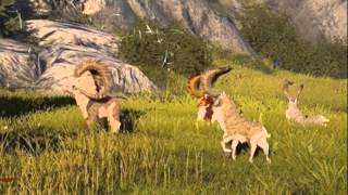 в мире животных  Skyforge часть 1