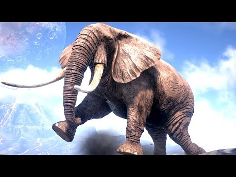 Dark and Light #25 Ein Berg Elephant! :-D   Let's Play   Gameplay German