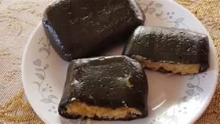 Cách làm bánh gai,Làm bánh gai thơm ngon như ở Việt Nam - Cuộc sống Mỹ  - Trinh Le.