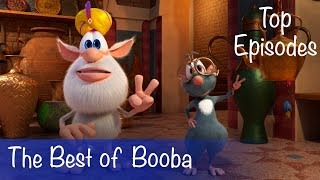 Booba - The Best of Booba Animated Series Compilation - Top Episodes - Cartoon for kids