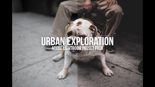 5 Custom Adobe Urban Lightroom Presets You Must Have! | Chaos Chytist