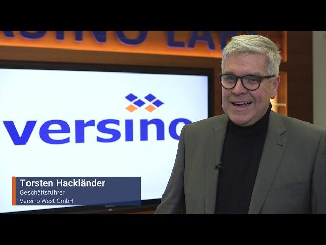 SAP Business One von der Versino AG