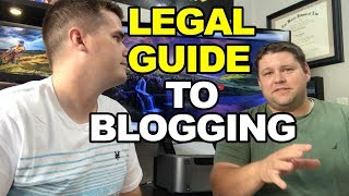 An Attorney's Guide to the Legal Side of Blogging
