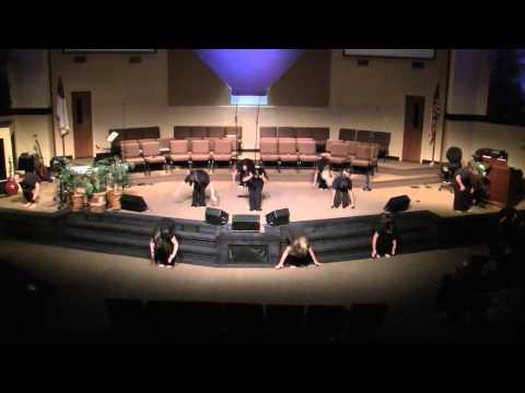 Peace Church Dance Team - You Won't Relent