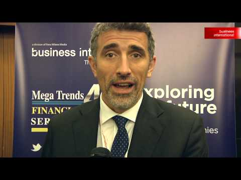 Mega Trends 4 Financial Services 2015 - Giovanni Ravasio, Oracle Italia