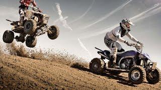 Keturačiai ir krosiniai motociklai Panevėžiuko trasoje  ATV&MX