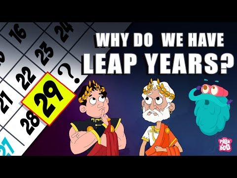 Why Do We Have LEAP YEARS?   What Is A LEAP YEAR?   The Dr Binocs Show   Peekaboo Kidz