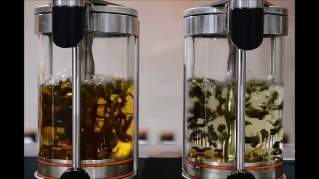 Steampunk 4.1 Tea Brewing Machine - YouTube