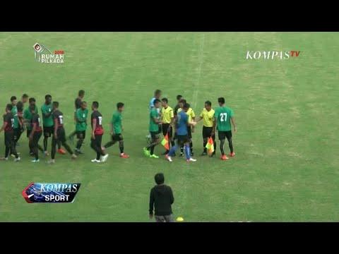 Sriwijaya FC Bungkam PSAD Sumsel 10-0 Dalam Laga Uji Coba