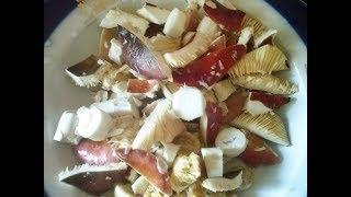 Сыроежки грибы как приготовить