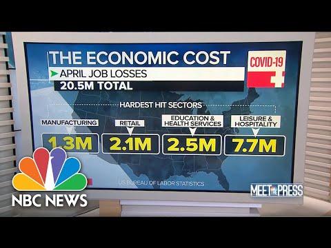 Meet The Press Broadcast (Full) - May 17th, 2020   Meet The Press   NBC News