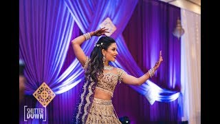 Best Bridal Solo Dance | Indian Weddings