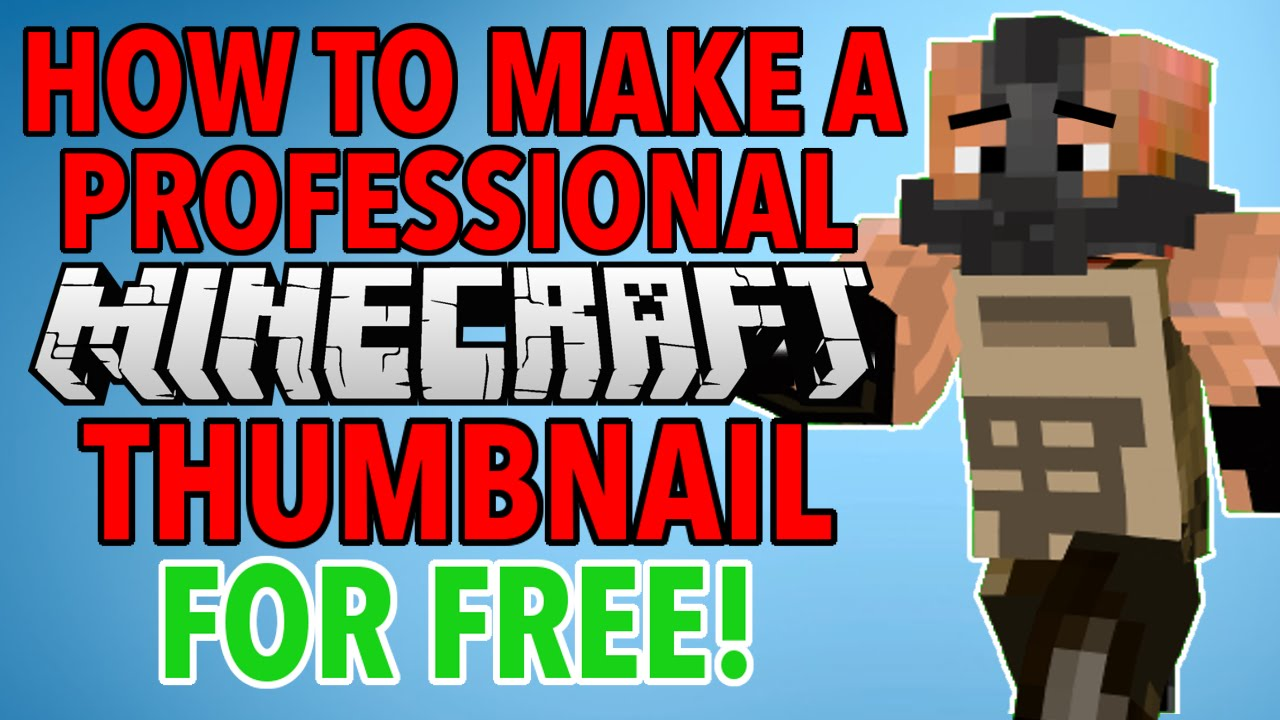 how to add a thumbnail on youtube on a pc