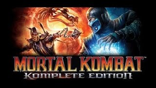 Mortal Kombat Komplete Edition All Fatalities Gameplay (PC HD)