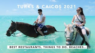 TURKS & CAICOS ISLANDS 2021 I Best restaurants, things to do recommendations, beaches I THE PALMS