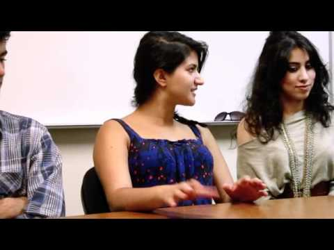 Campus Connection - Iranian Student Union at UC Irvine