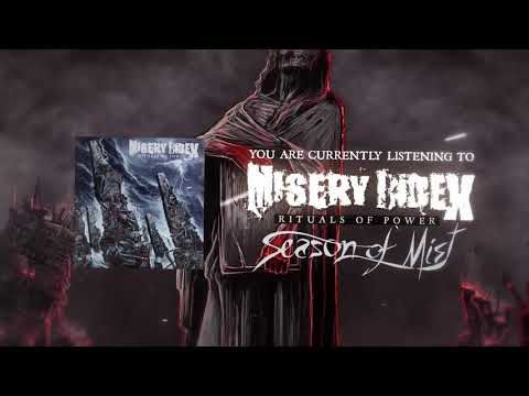 Misery Index - Rituals Of Power (official Lyric Video)