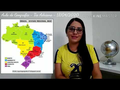 as-regiões-do-brasil---aula-de-geografia---5°-ano---(17/04/2020)