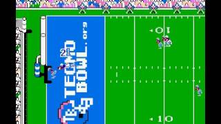 Tecmo Super Bowl 2015 (tecmobowl.org hack) - Season week 5 game - Vizzed.com - User video