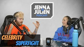 Podcast #202 - Celebrity Superfight