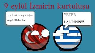 9 Eylül-İzmirin Kurtuluşu CB Animasyonu